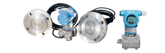 Pressure Transmitters, DP transmitters and diaphragm seal transmitters